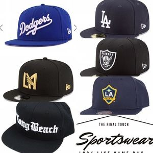 NEW ERA FITTED HATS
